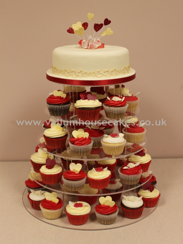 Ruby Wedding Cake Decorations Uk Prezup For - Ruby Wedding Cake Toppers